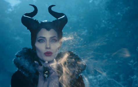Angelina Jolie stars in 'Maleficent: Mistress of Evil' as Maleficent.