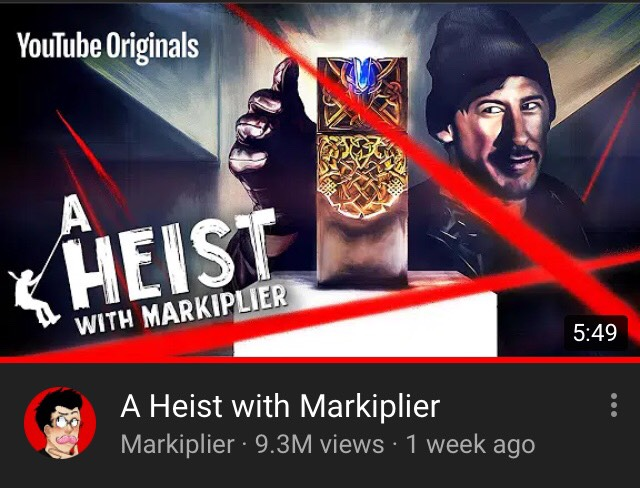 'A Heist With Markiplier' breaks expectations, steals hearts