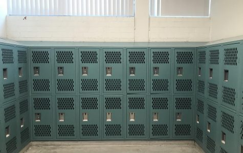A locker system must be implemented at Clark