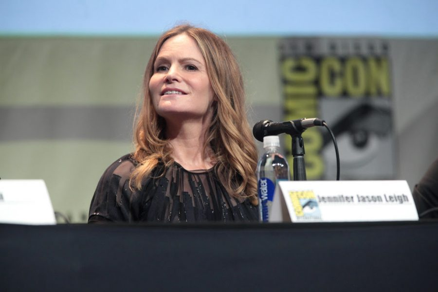 Atypical, a Netflix original series, follows the life of Sam Gardner, an 18-year-old boy with autism, and his overprotective mother, Elsa (Jennifer Jason Leigh).