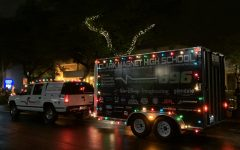 Clark students participate in Montrose 43rd Christmas Parade