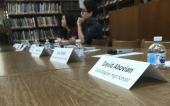 The students speak: Glendale High School hosts the first student voice panel of 2020