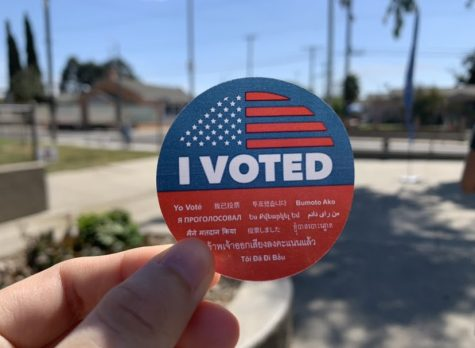 Clark seniors over the age of 18 were able to vote on Super Tuesday (March 3) for either the Democratic or Republican primary election.