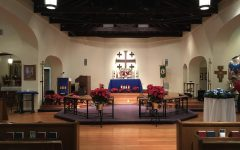 St. Luke's of the Mountains is a cozy Episcopal church located in the heart of the Crescenta Valley with a beautiful interior.