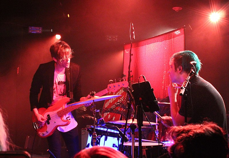 iDKHOW performs at a secret show in June 2018.
