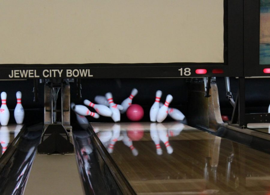 Local bowling alleys, such as Jewel City Bowl in Glendale, have been closed since March 16 due to the coronavirus.