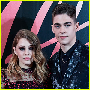 "Tessa and Hardin from ""After"" are back to show us what their relationship has in stock this time."