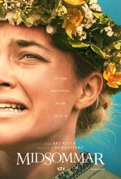 Midsommar subtly hints the themes in society through showing a journey between a girl and a Swedish cult.