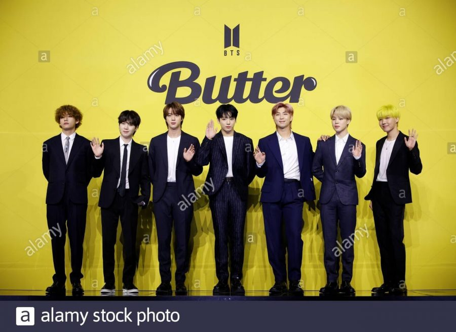 BTS releases their new English single