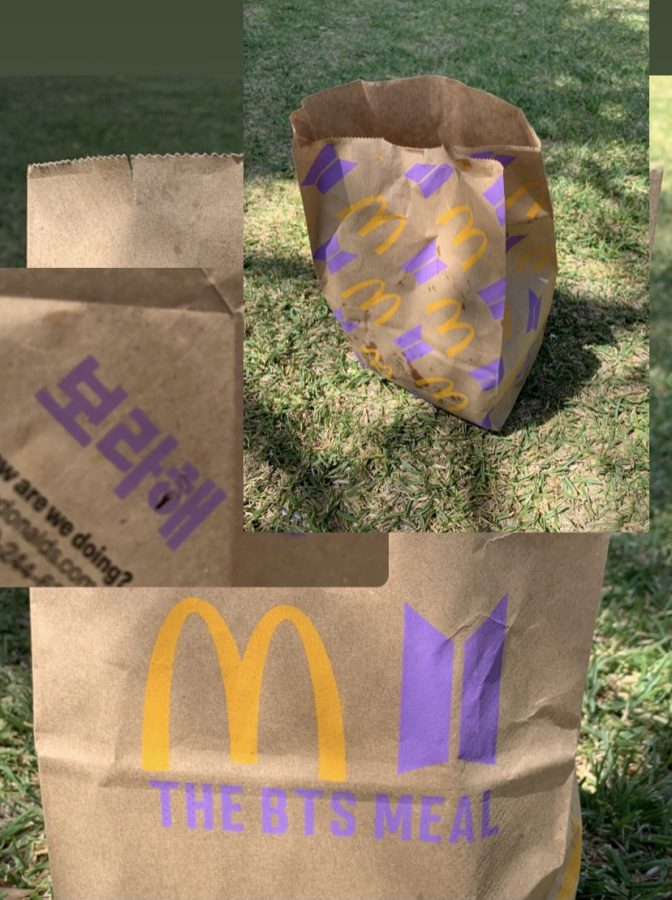 McDonald's releases the BTS Meal