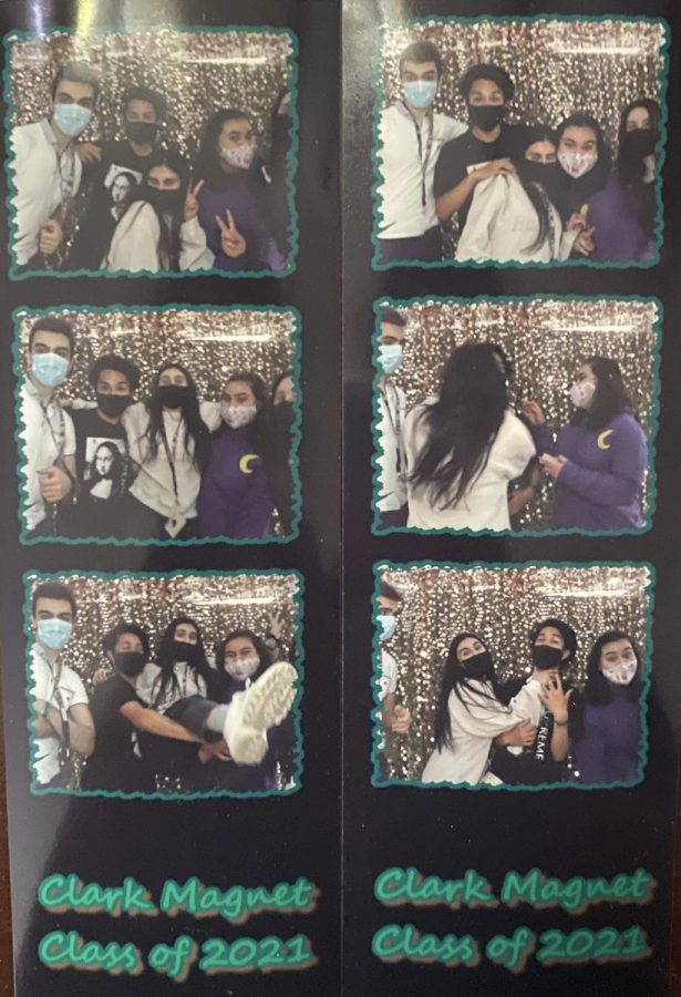 On June 3, Clark hosted the Senior Sunset, which included a photo booth that seniors Sevak Pogosyan, Andre Hiwatig, Liana Tutunjian, Santana Molina, and Katherine Shovlin had their fun with.