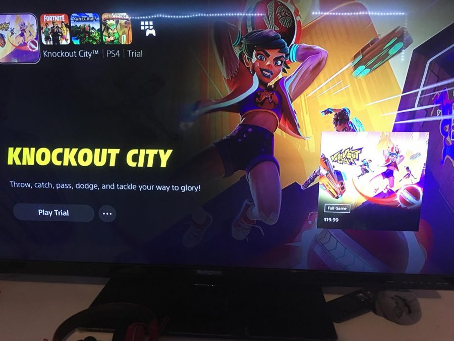 'Knockout City' is the first big dodgeball game to be released to the public, but is it any good?