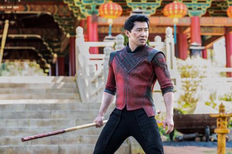 Simu Liu as the films main character, Shang-Chi.